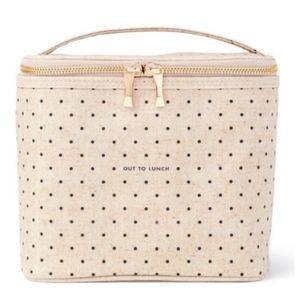nwot Kate Spade Insulated Lunch Box
